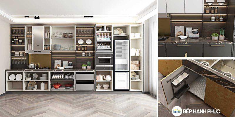 Top 5 Kệ tủ bếp thông minh đa năng đẹp tốt