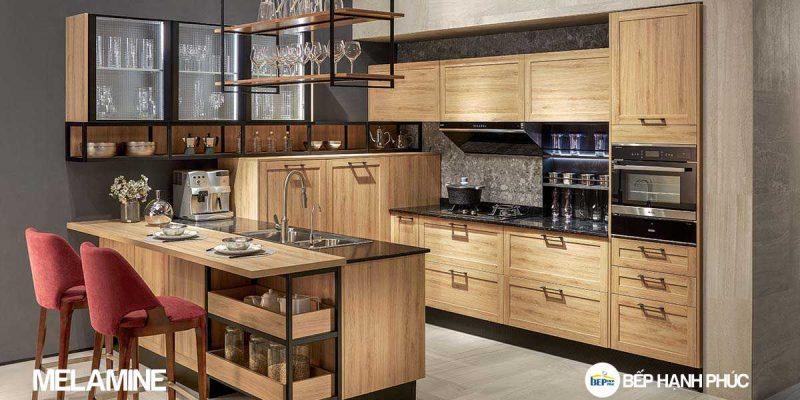 Top 5 Mẫu Kệ tủ bếp hiện đại sang trọng đẹp tốt