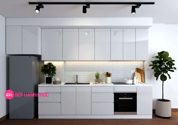 Top 5 mẫu kệ tủ bếp lắp ghép đẹp tốt