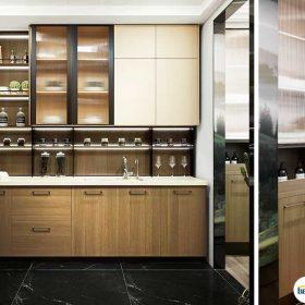 Top 5 Mẫu Kệ tủ bếp nhà cấp 4 đẹp hiện đại