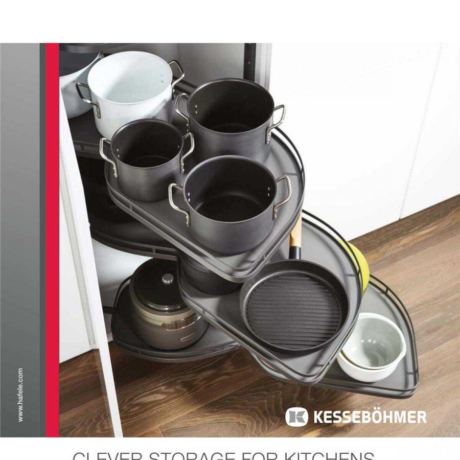 E-Catalogue Hafele Kessebohmer - Lưu trữ thông minh cho bếp