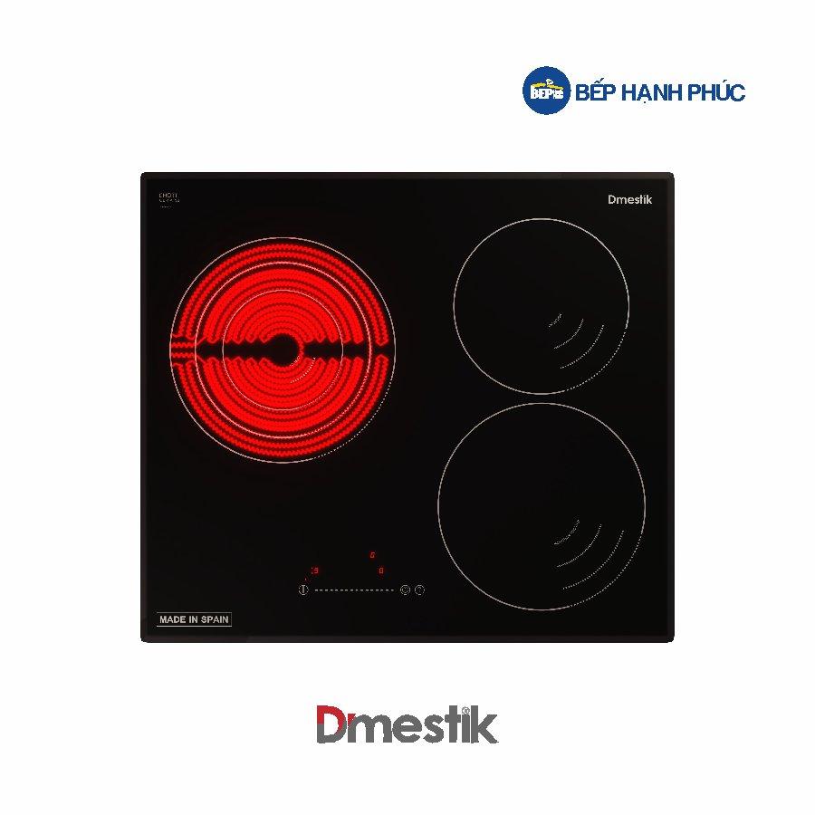 Bếp điện từ Dmestik ES 603 DKT - Hàng Tây Ban Nha