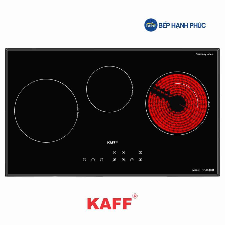 Bếp điện từ Kaff KF-IC3801