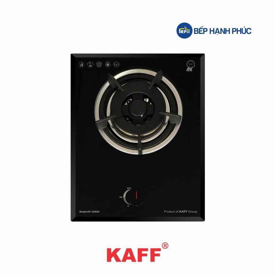 Bếp gas âm đơn Kaff KF-330GB