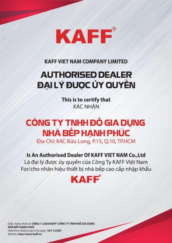 Bếp điện Kaff KF-073CC - Khuyến mãi