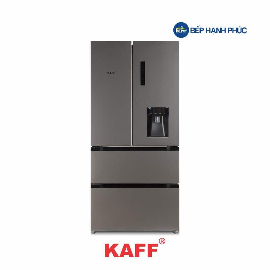 Tủ lạnh side by side Kaff KF-BCD523W