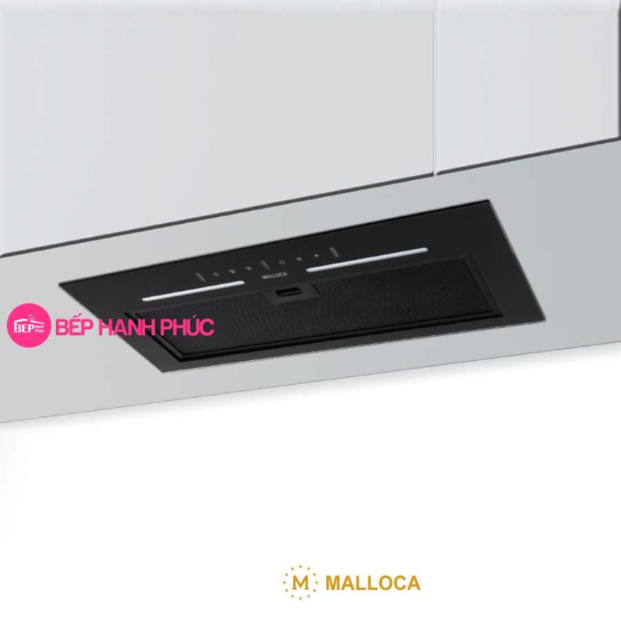 Máy hút mùi Malloca MH 700GT - Âm tủ 70cm mặt kính cảm ứng