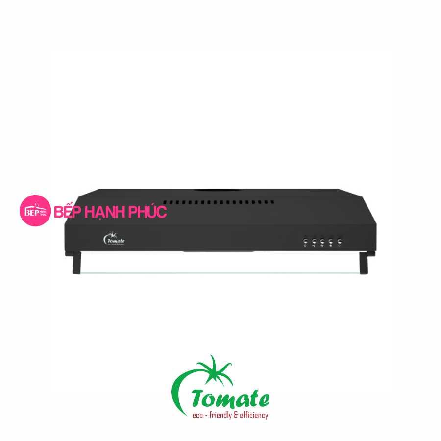 Máy hút mùi Tomate TOM 1201B - 70cm dạng phẳng thân thép sơn tĩnh điện
