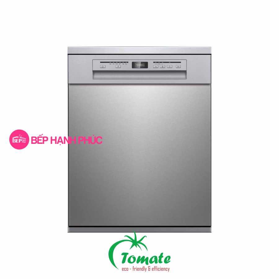 Máy rửa chén Tomate TOM 4303-W12 - Độc lập 12 bộ 6 chương trình
